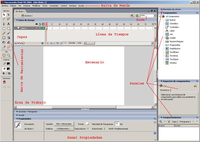 Скачать программу macromedia flash mx бесплатно